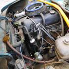 2103 Двигатель в сборе для Lada 2106