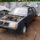 Lada 2108 в разборе