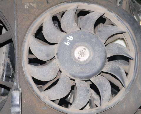 8E0121207F Вентилятор радиатора для Seat