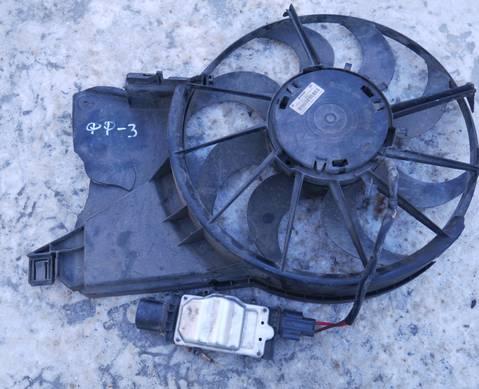 1740023 Вентилятор радиатора для Ford Focus III (с 2011)