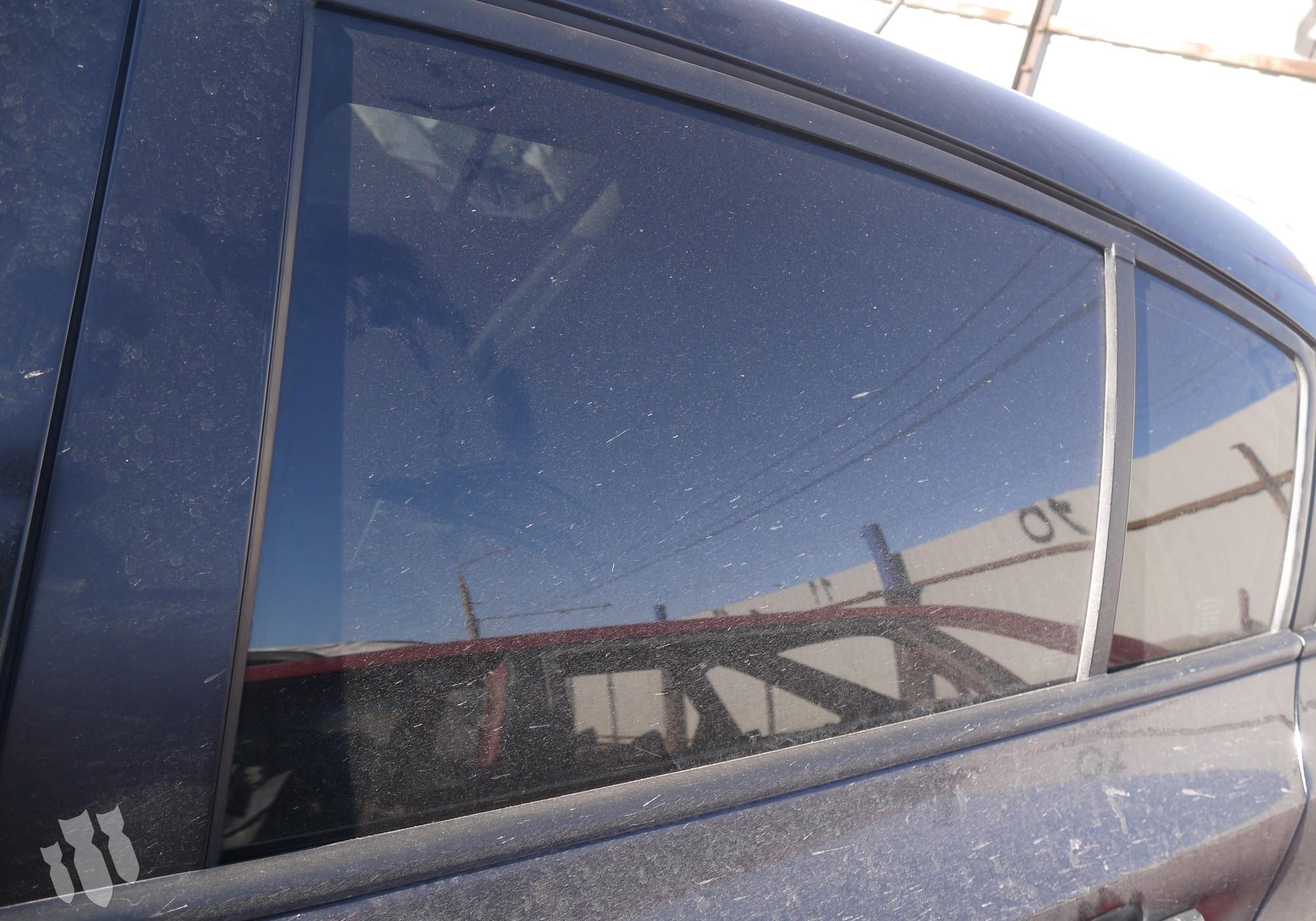96846025 Стекло задней левой двери для Chevrolet Cruze I (с 2009 по 2015)