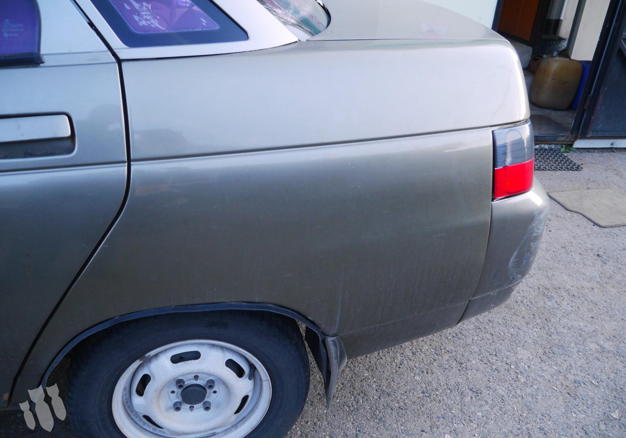 Крыло заднее левое для Lada 2110