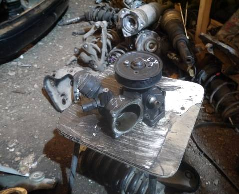 11517806349 Насос водяной (помпа) для BMW X6