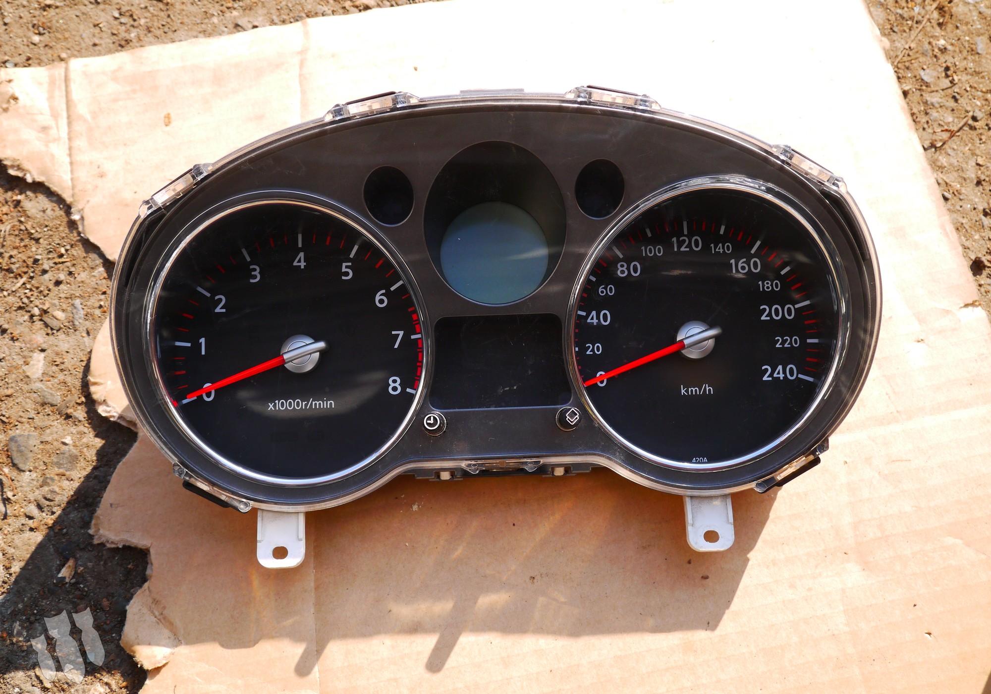 24820JH00C Комбинация приборов для Nissan X-Trail T31 (с 2007 по 2013)