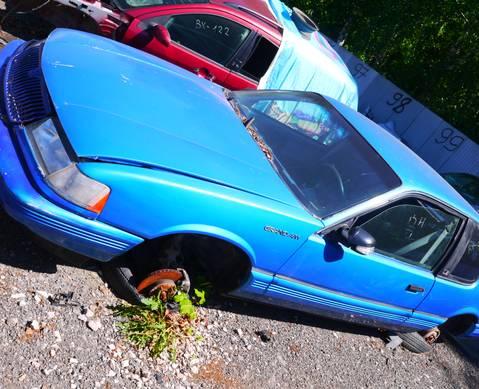 22534301 Крыло переднее левое для Pontiac Grand AM III (с 1984 по 1991)