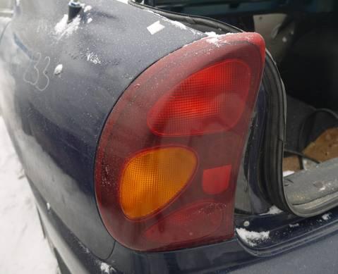 Фонарь задний левый для Chevrolet Lanos (с 2005)