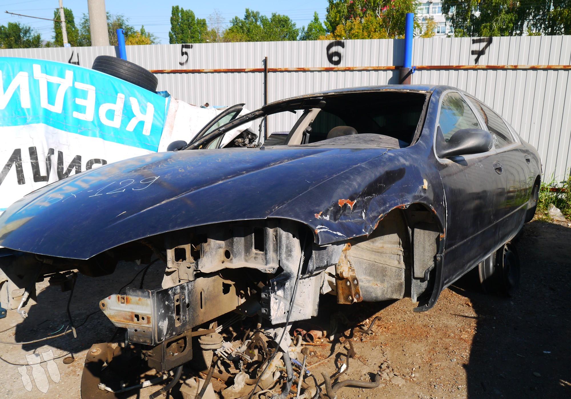 Dodge Intrepid II в разборе