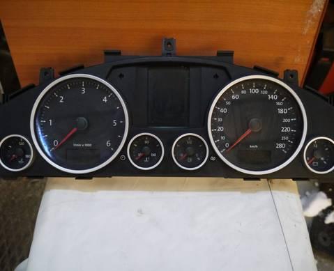 Щиток приборов Фольцваген для Volkswagen Touareg I (с 2002 по 2010)
