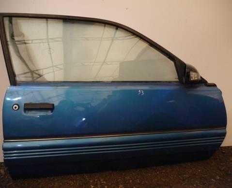 Дверь передняя правая для Pontiac Grand AM III (с 1984 по 1991)
