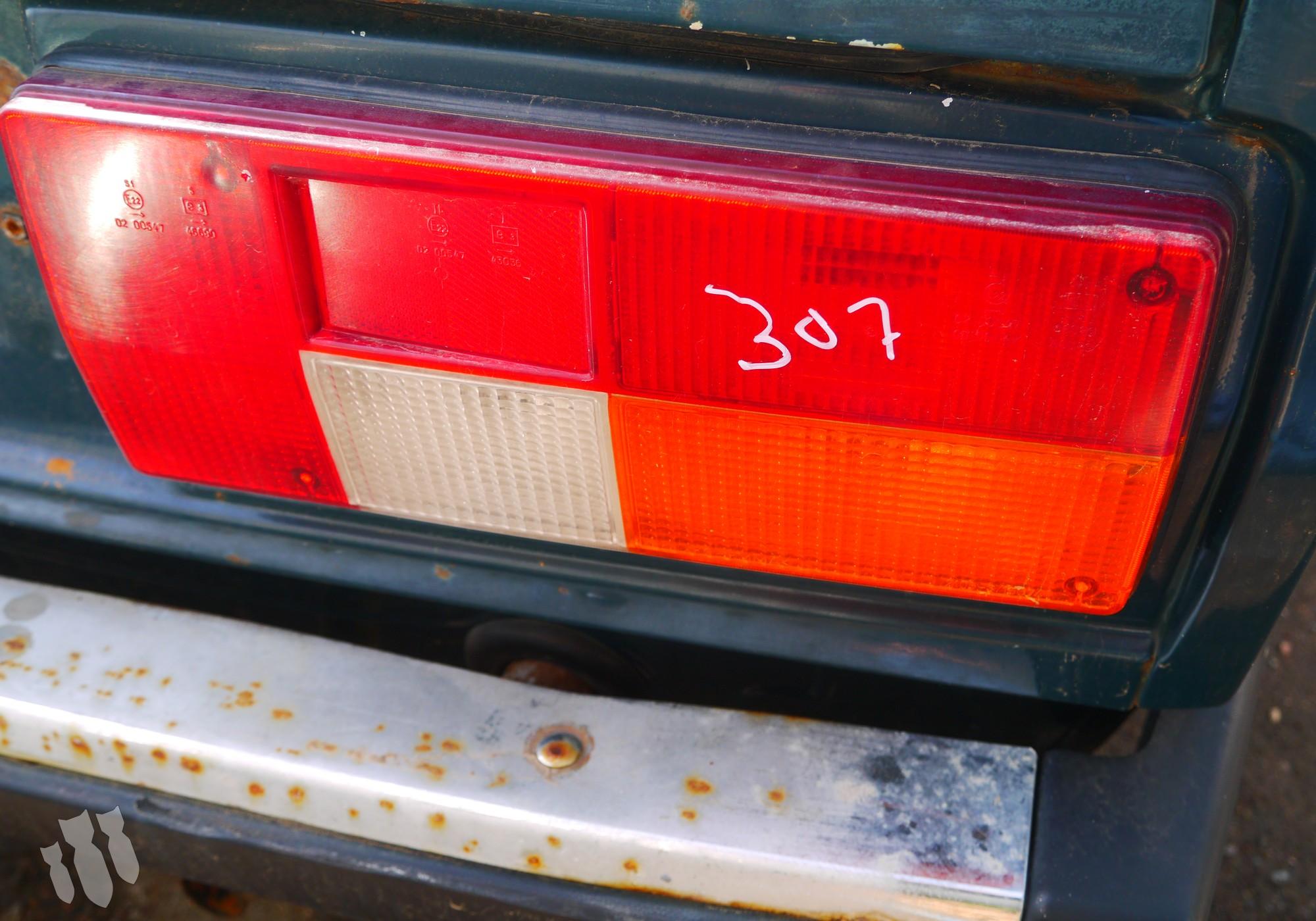 Фонарь задний для Lada 2105