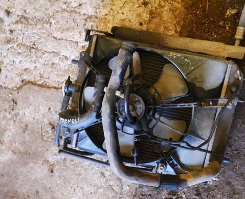 2635005070 Вентилятор радиатора для Mazda 6 I (с 2002 по 2008)