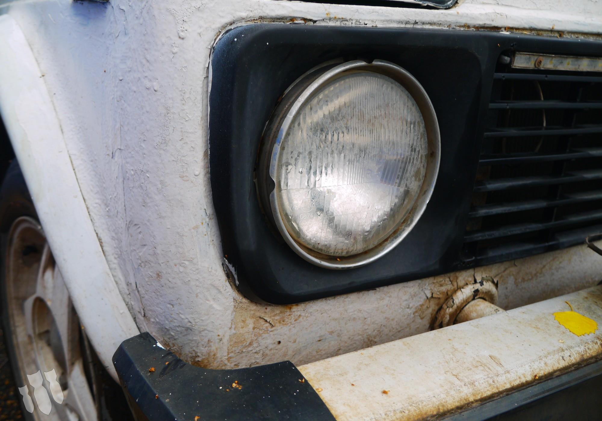 Фара передняя правая для Lada Нива (4х4) 2121