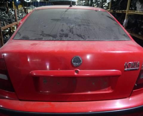 Крышка багажника на Шкоду для Skoda Octavia I (с 1996 по 2010)