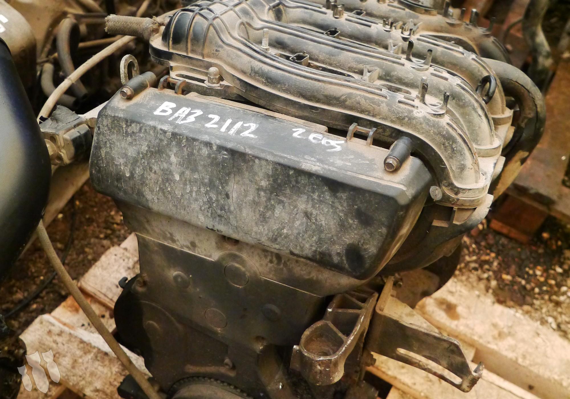 21124 Двигатель в сборе для Lada 2112