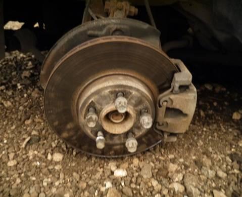 34116773131 Суппорт передний левый для Land Rover
