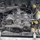 Двигатель в сборе для Subaru Legacy I (с 1989 по 1994)