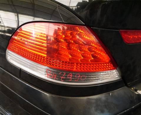 Фонарь задний левый для BMW 7 E65/E66 (с 2001 по 2008)