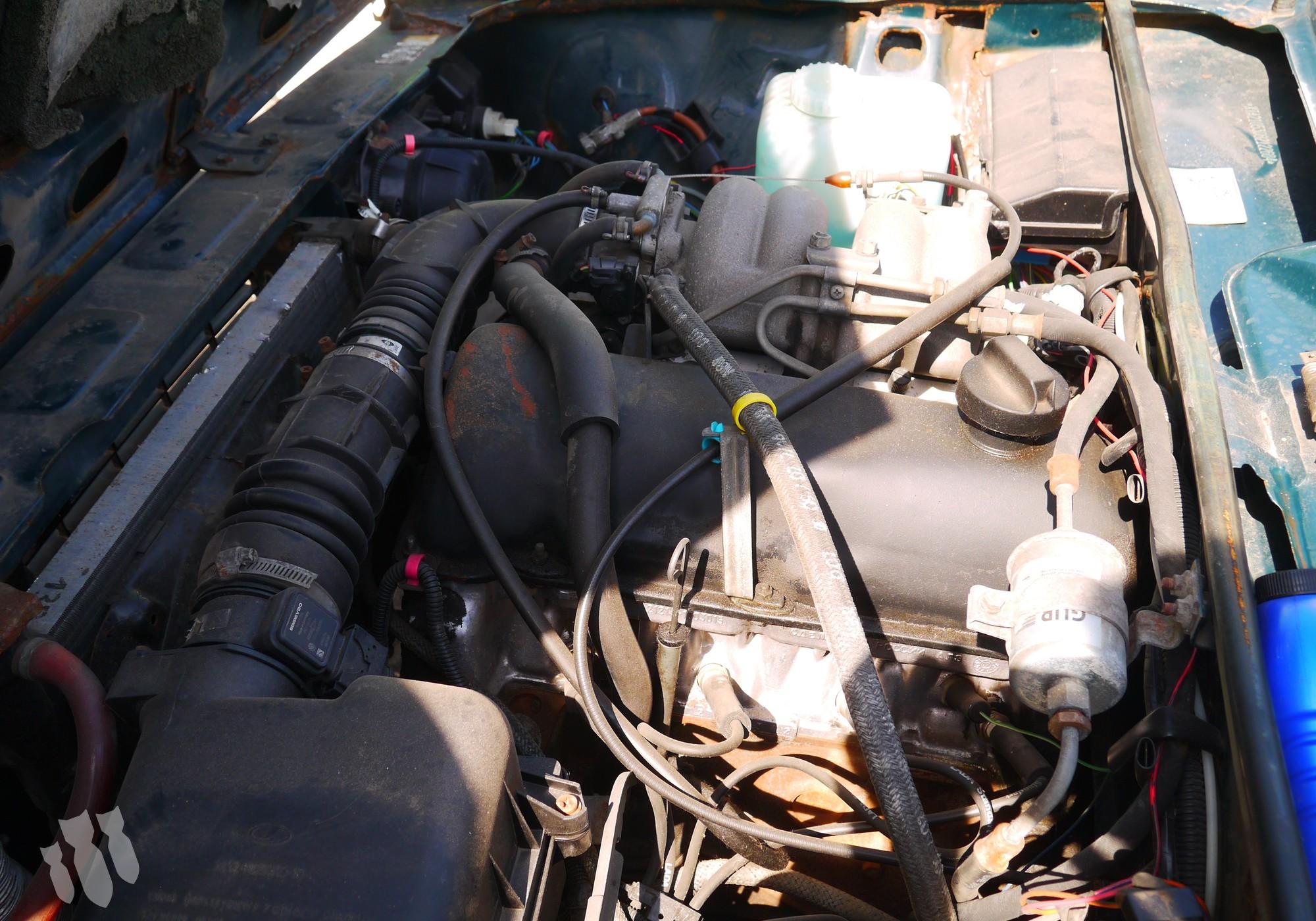 21074 Двигатель в сборе (инжектор) для Lada 2105