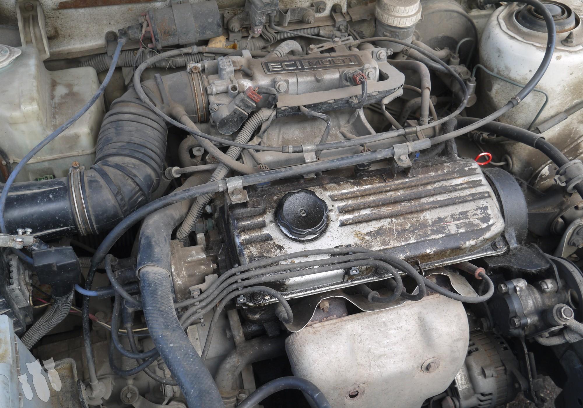 4G92 Двигатель для Mitsubishi Colt V (с 1995 по 2003)