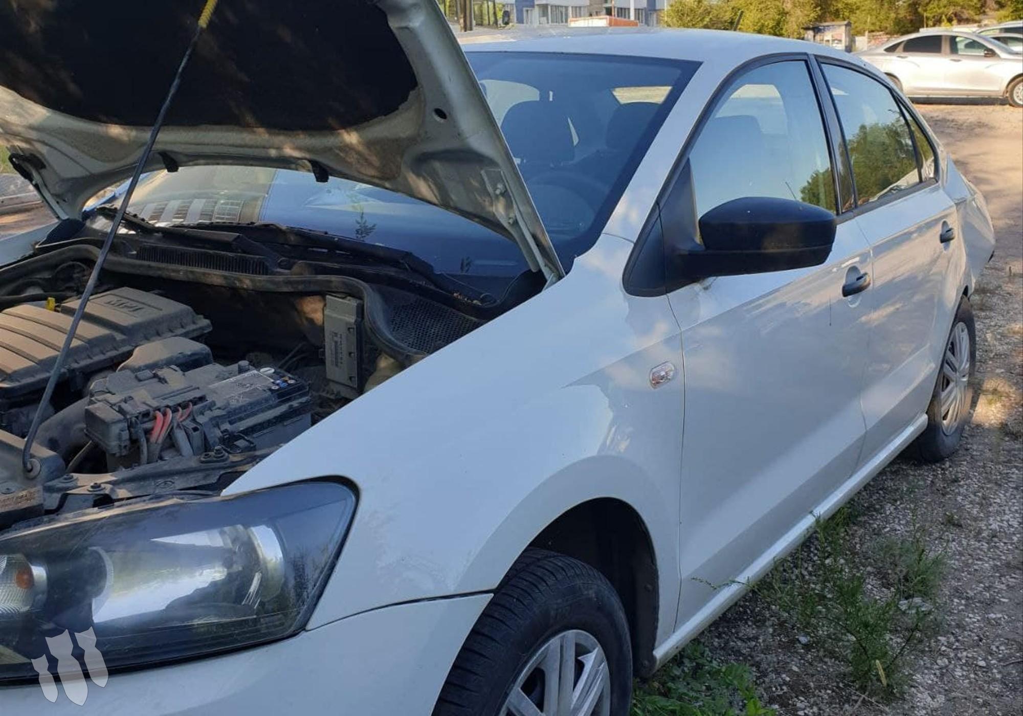 Volkswagen Polo V 2018 г. в разборе