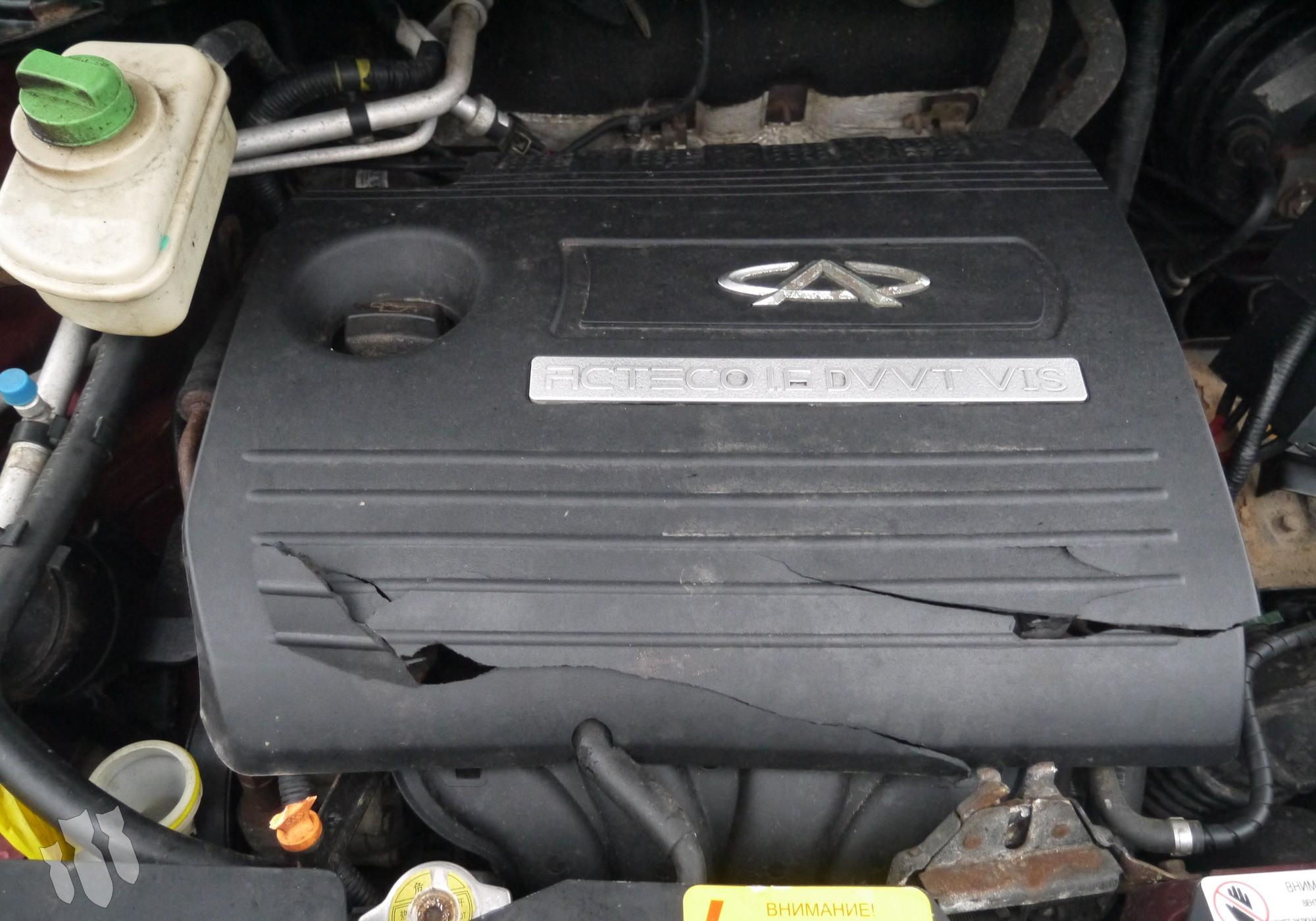 SQRE4G16 Двигатель для Chery Tiggo (с 2005)