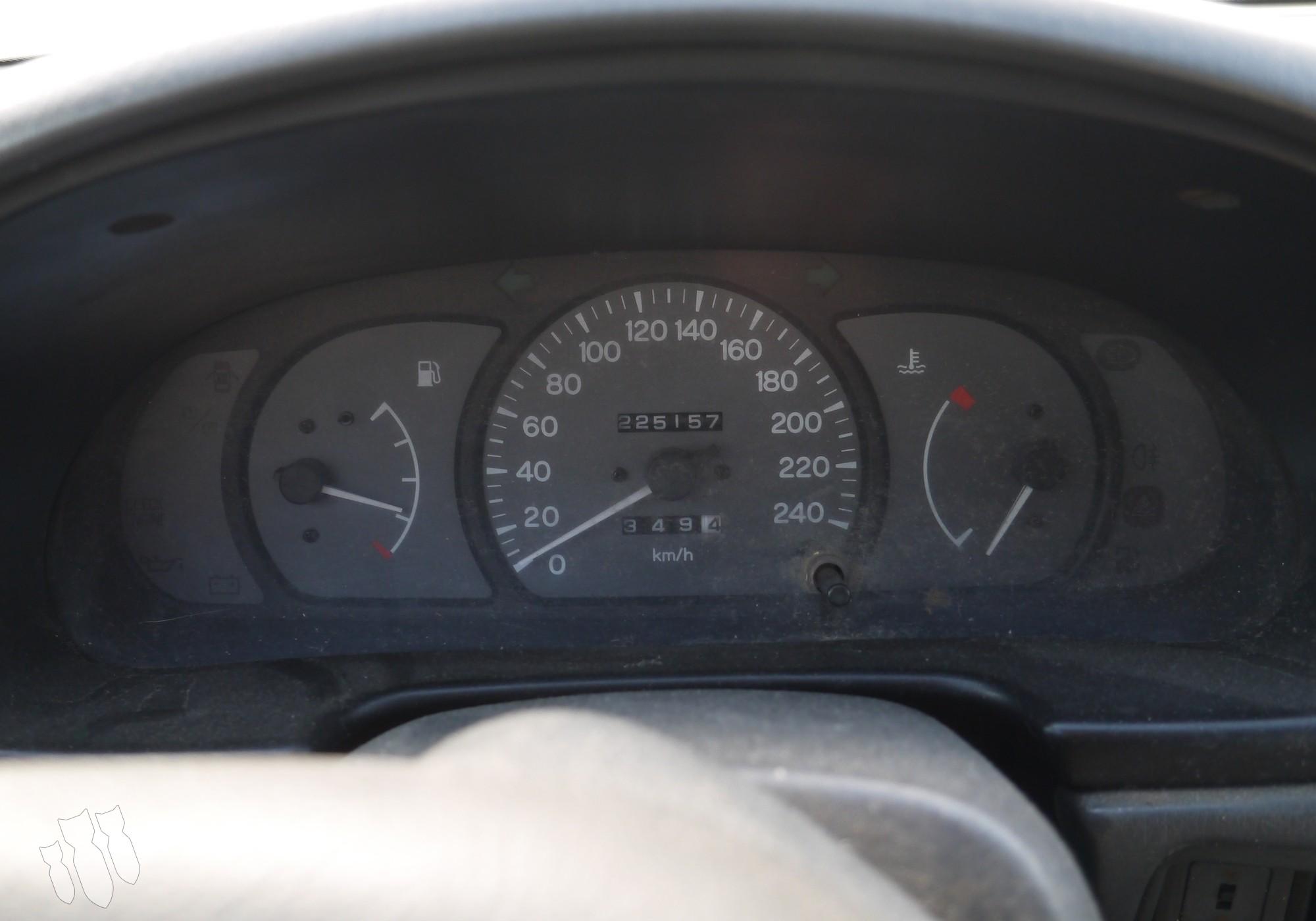 MR240864 Комбинация приборов для Mitsubishi Colt V (с 1995 по 2003)