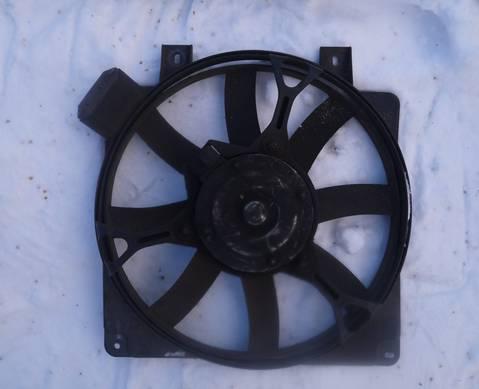 Вентилятор охлаждения для Lada Kalina II (с 2013)