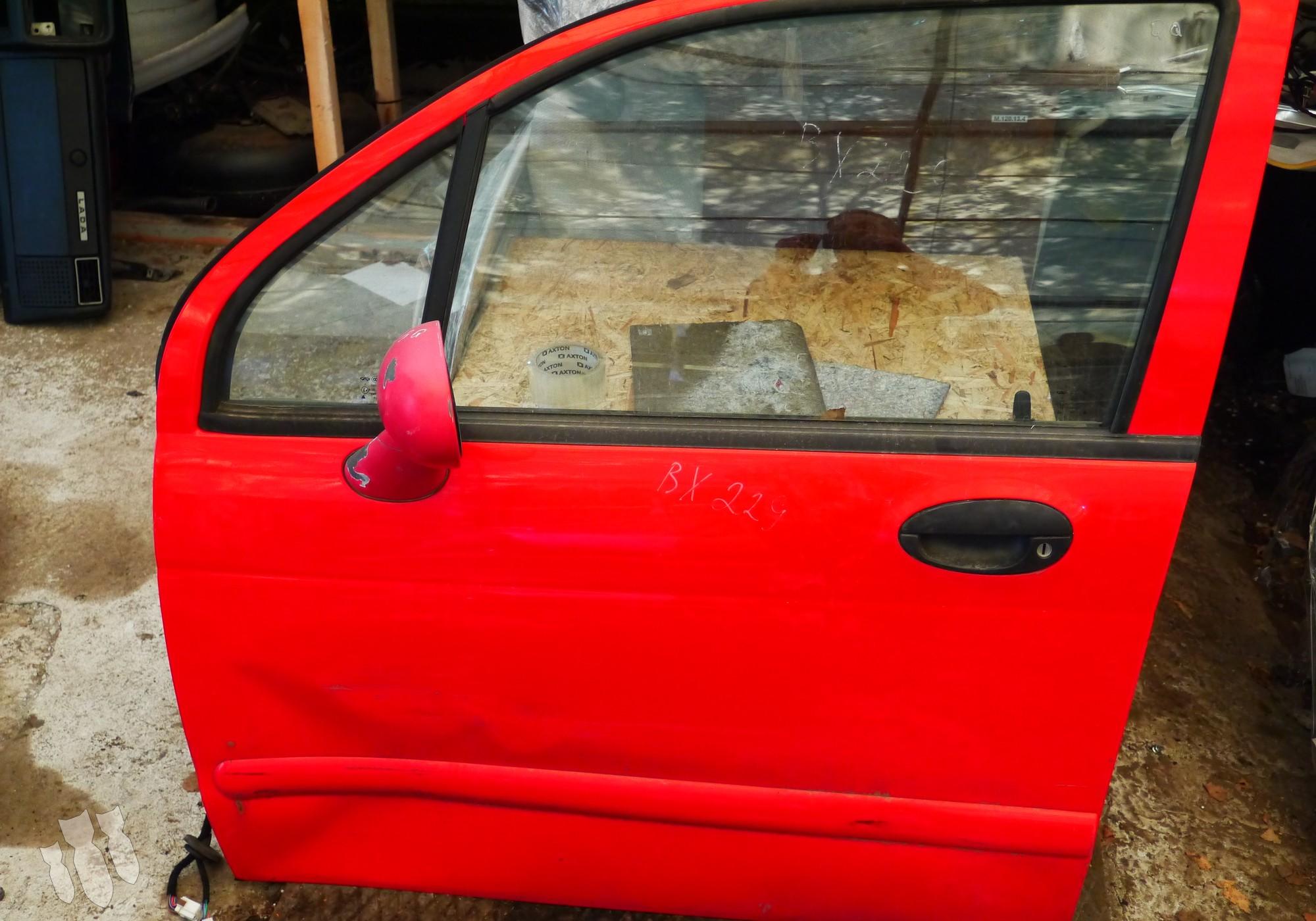 S116201040DY Дверь передняя левая для Chery Sweet / QQ / QQ3 (с 2003)