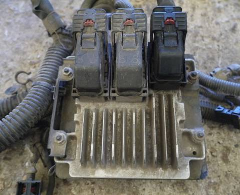 12616532 Блок управления двигателем для Opel Astra J (с 2009)