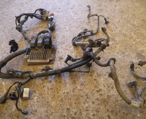 Электропроводка ЭБУ для Opel Astra J (с 2009)