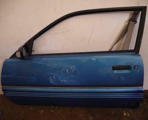 Дверь передняя левая для Pontiac Grand AM III (с 1984 по 1991)