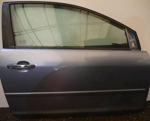 Дверь передняя правая (3-х дверный хетчбек) для Ford Focus II (с 2004 по 2011)