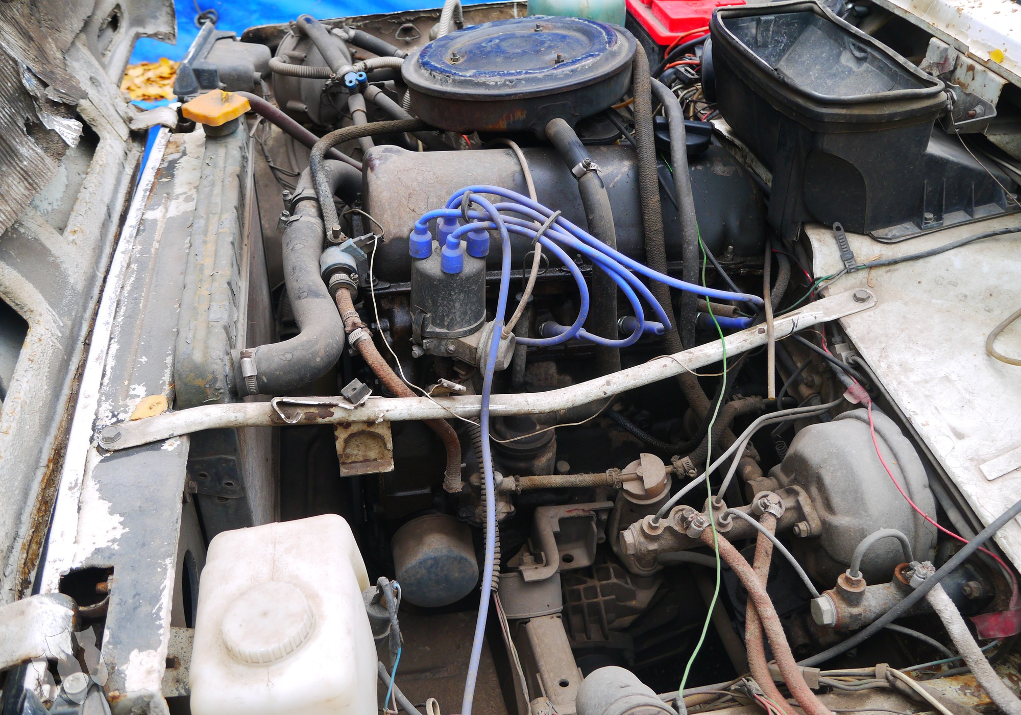 Двигатель для Lada Нива (4х4) 2121