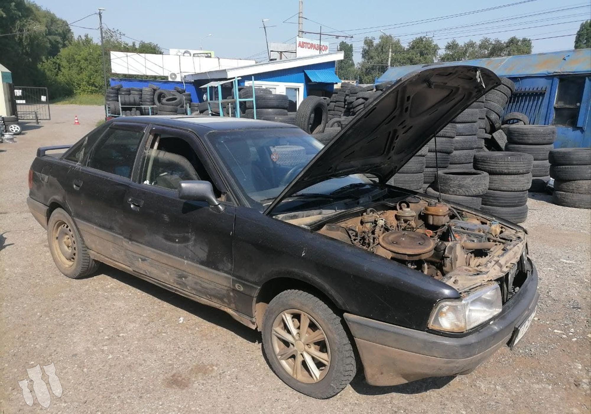 Audi 80 B3 1990 г. в разборе