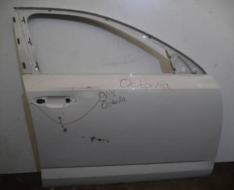 Дверь передняя правая для Skoda Octavia II (с 2004 по 2013)