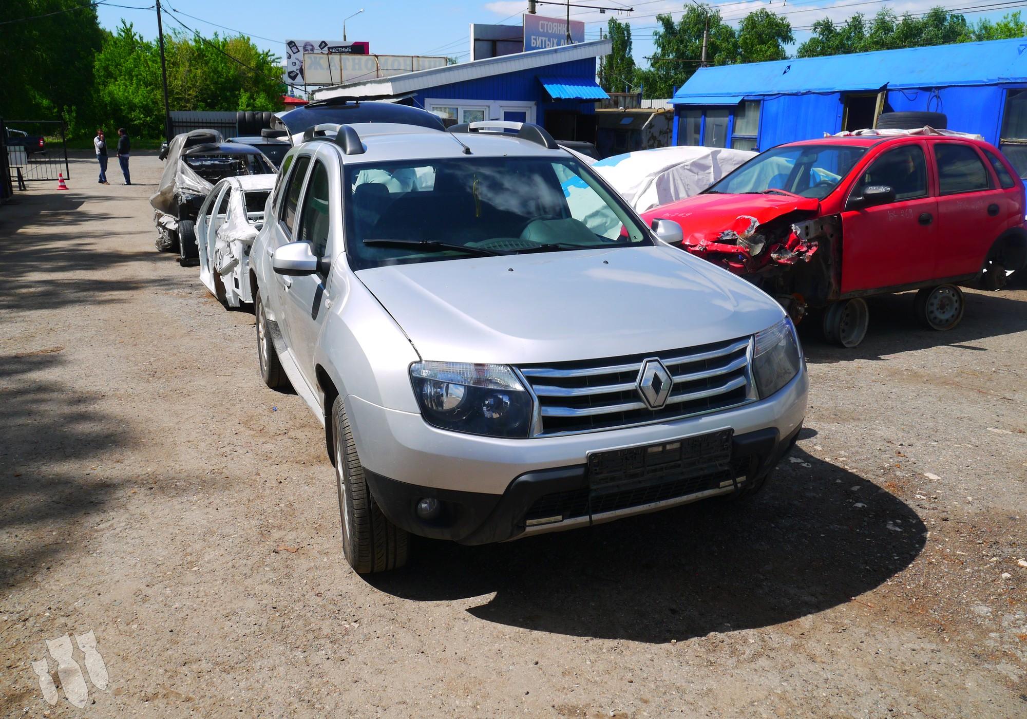 Renault Duster 2012 г. в разборе