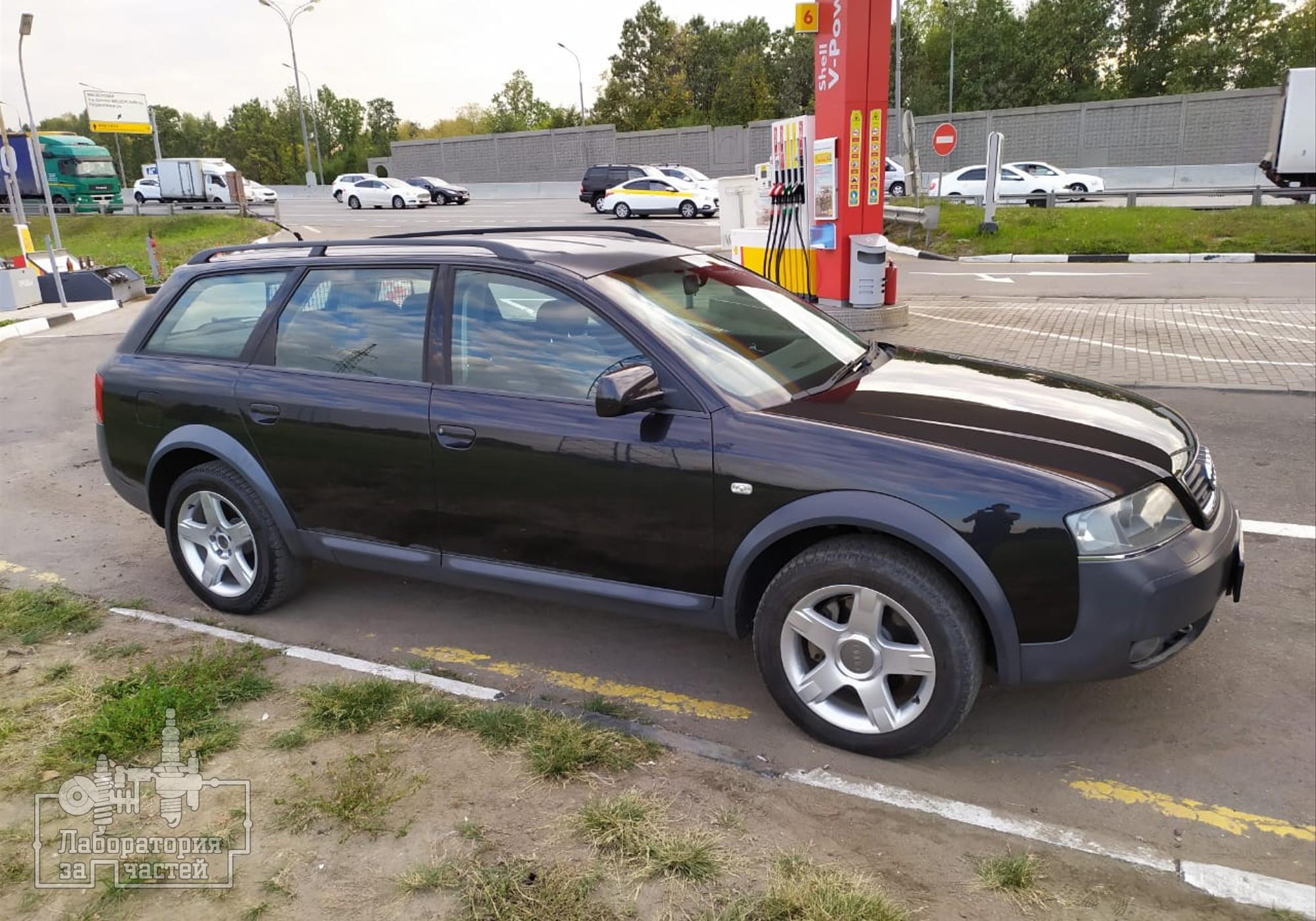 Audi Allroad 2004 г. в разборе