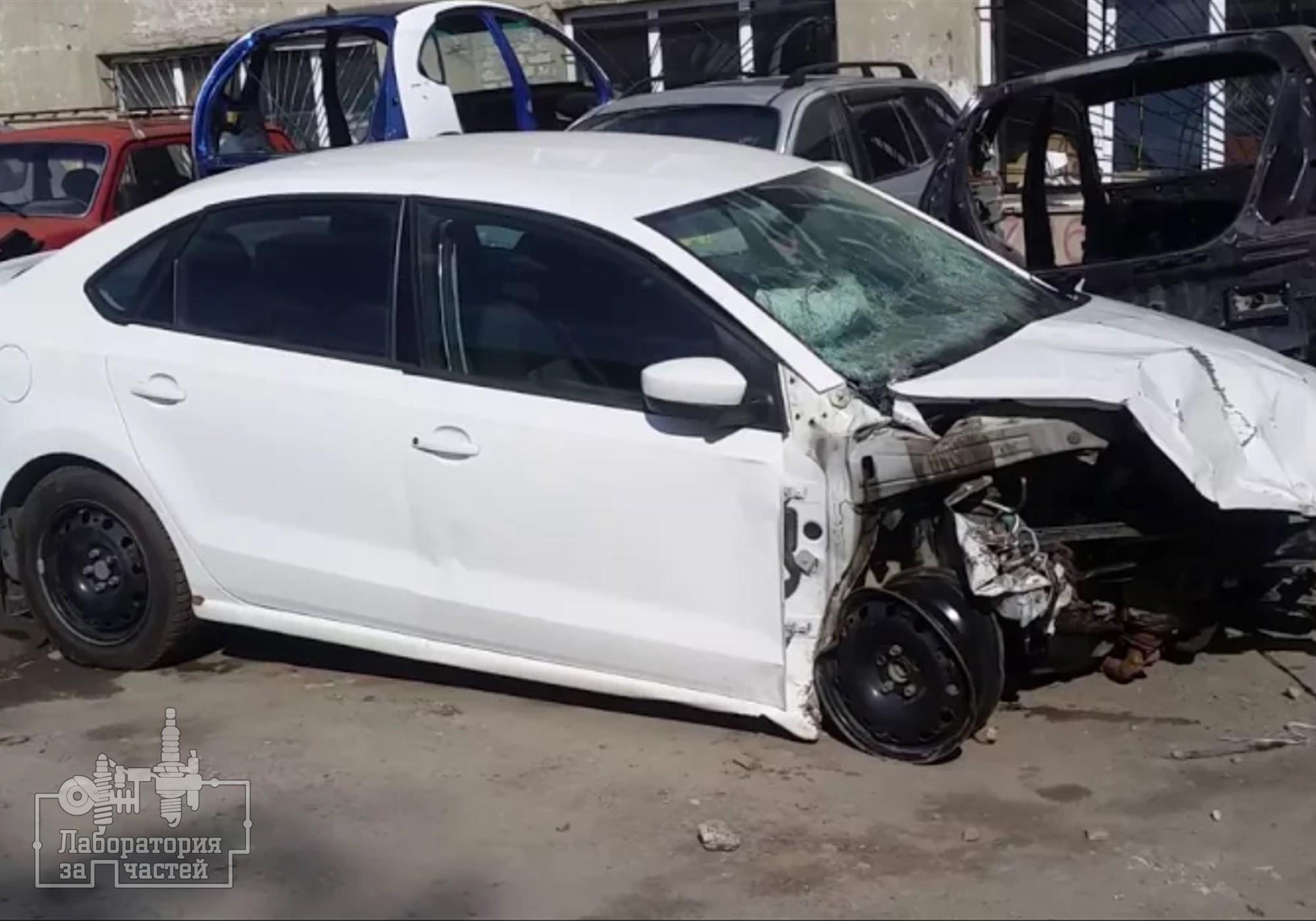 Volkswagen Polo V 2013 г. в разборе