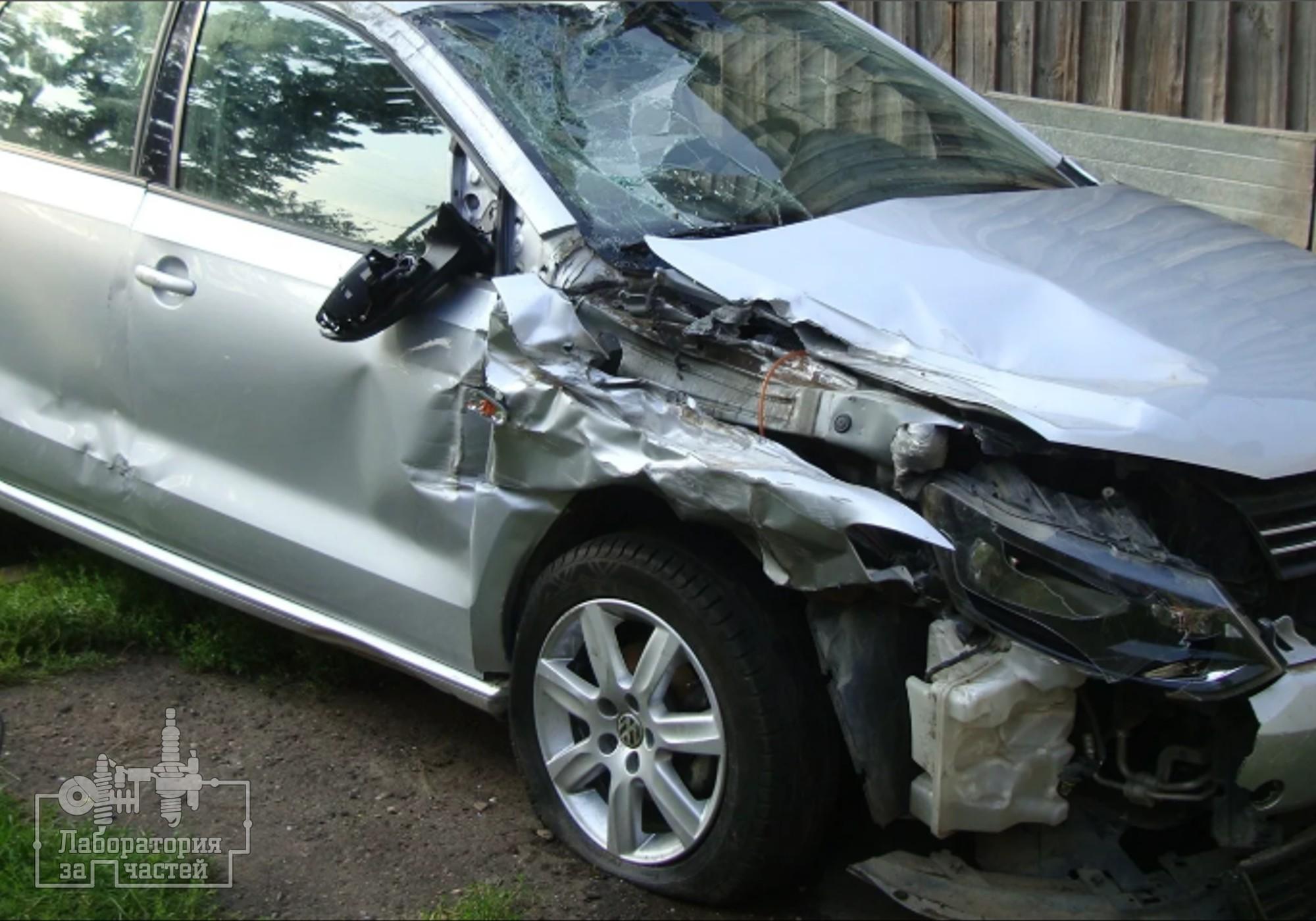 Volkswagen Polo V 2011 г. в разборе