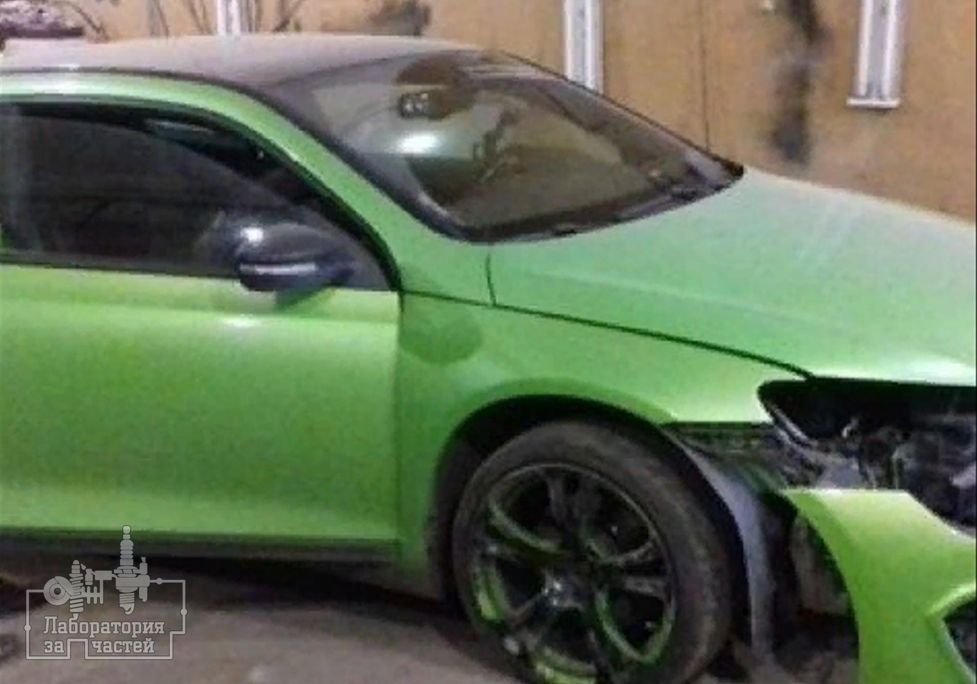 Volkswagen Scirocco III 2013 г. в разборе