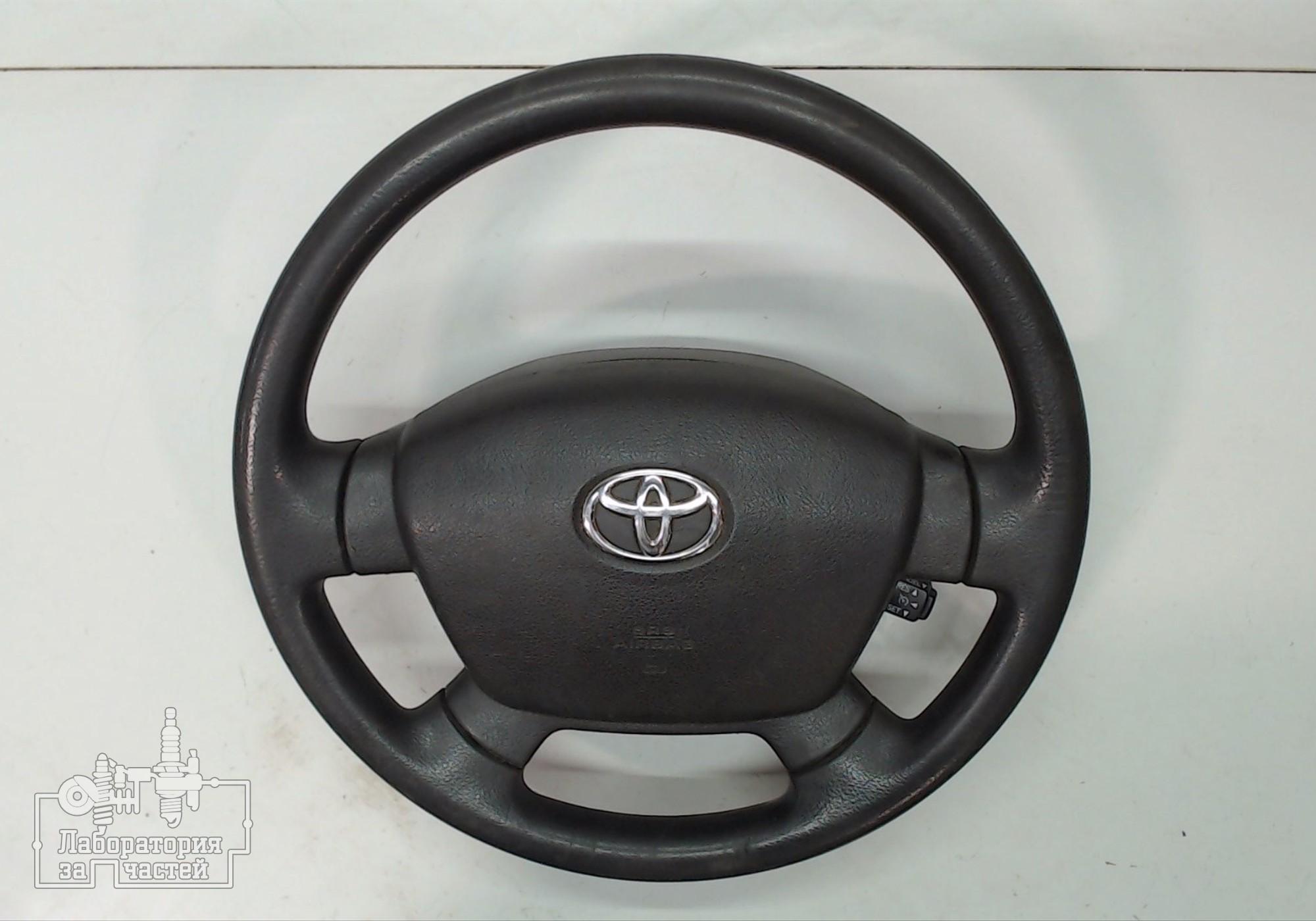 Руль для Toyota Tundra II (с 2006)