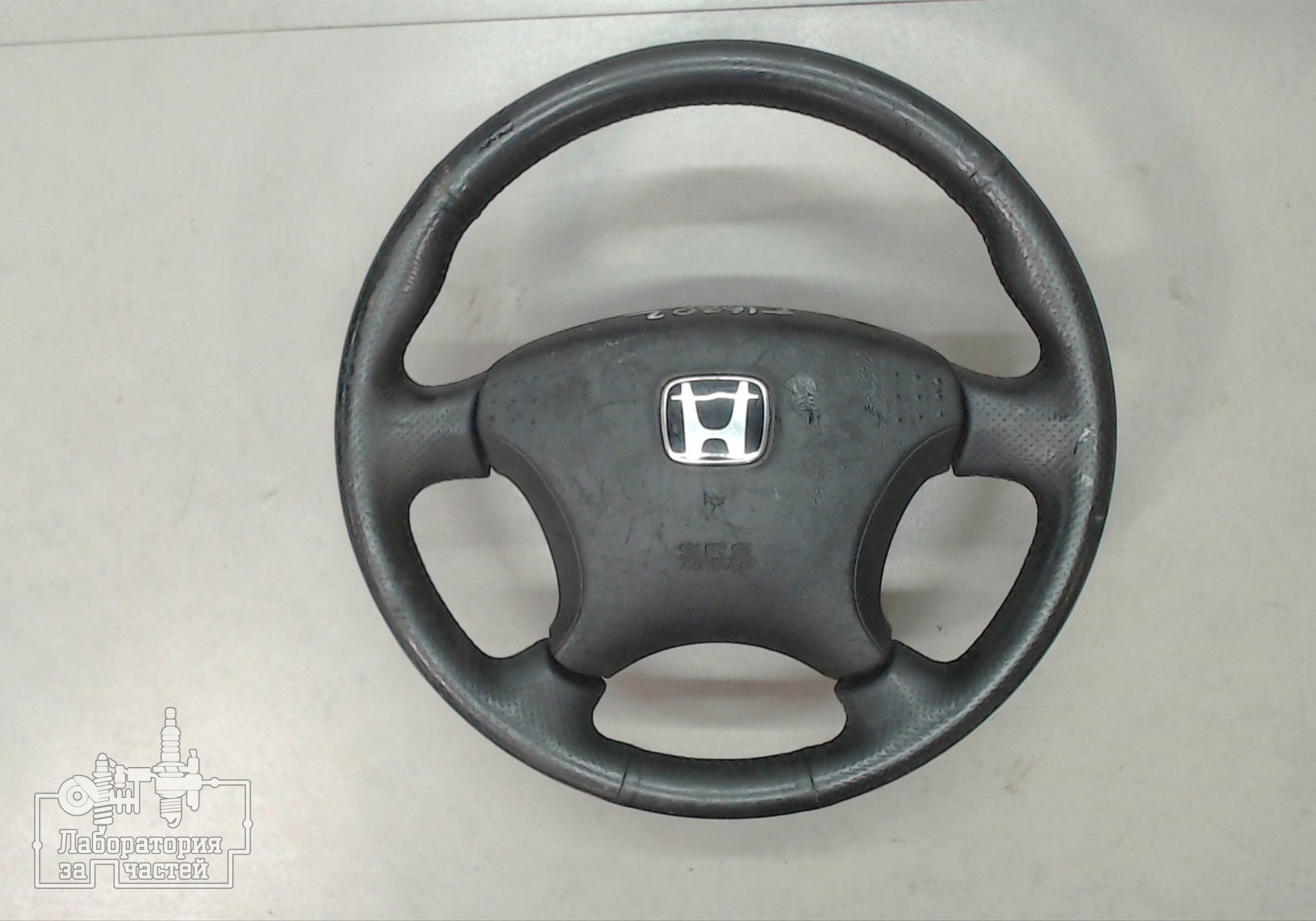 78501S6DJ71ZA Руль для Honda Civic VII (с 2000 по 2005)