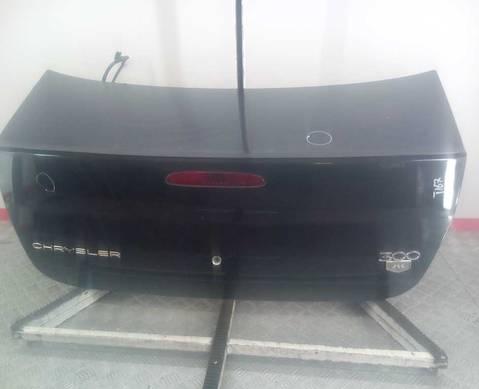 Крышка (дверь) багажника для Chrysler 300 M (с 1998 по 2004)