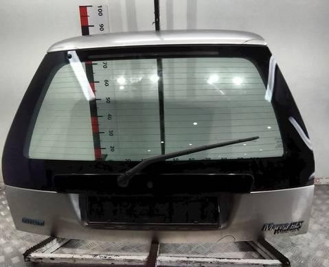 Крышка (дверь) багажника для Fiat Marea (с 1996 по 2007)
