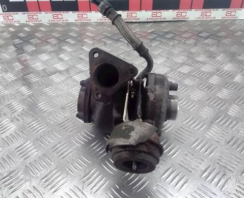 028145702R Турбина для Volkswagen Vento