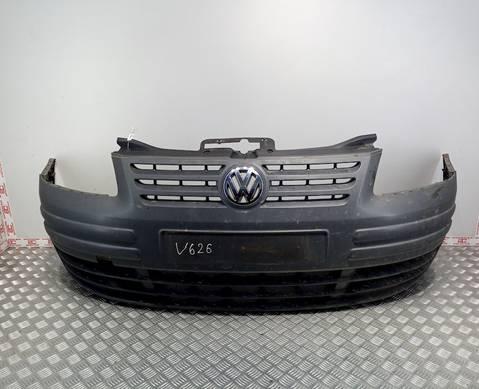 Бампер передний для Volkswagen Caddy 2K (с 2004)