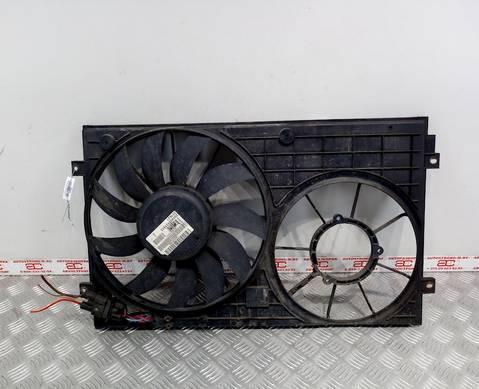 Вентилятор радиатора основного для Volkswagen Caddy 2K (с 2004)