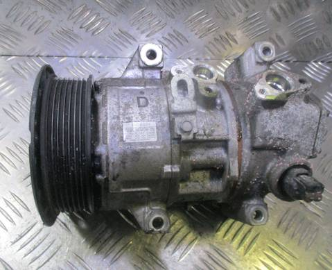 Компрессор кондиционера дизельный для Toyota Avensis III (с 2009)
