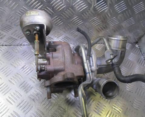 Турбина дизельная для Toyota Avensis III (с 2009)