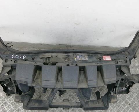 Передняя панель крепления облицовки (телевизор) для Renault Scenic II (с 2003 по 2009)